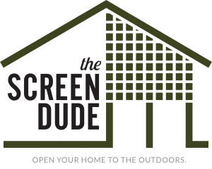 The Screen Dude Logo